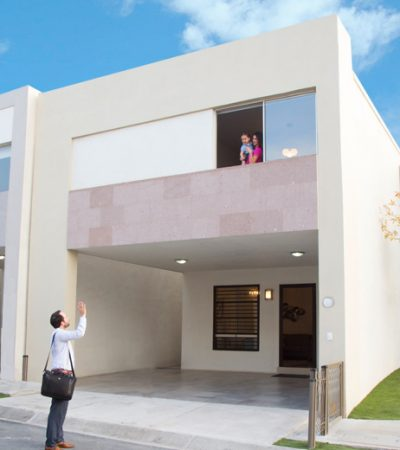 Foto de casa en venta en Cumbres modelo Ibiza VI en Montenova Residencial.